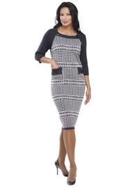 Платье 38817 - трикотажная одежда Ареола