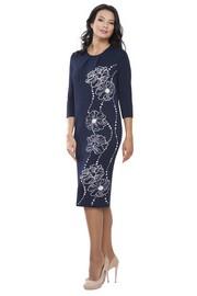 Платье 38831 - трикотажная одежда Ареола