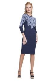 Платье 38886 - трикотажная одежда Ареола