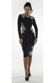 Платье 38977 - трикотажная одежда Ареола