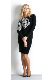 Платье 39149 - трикотажная одежда Ареола